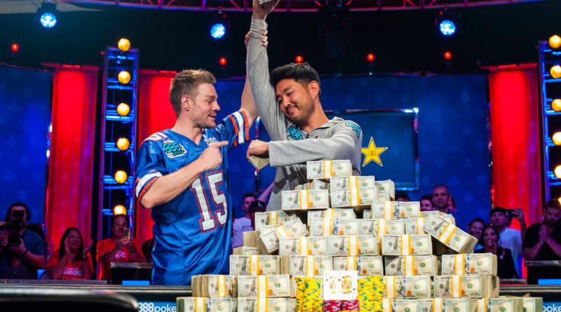 Un Jour à Las Vegas pendant les World Series of Poker 2018 / épisode 14