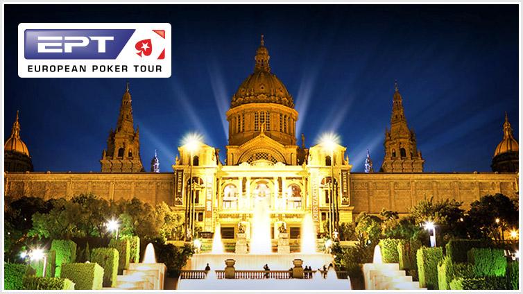 L'European Poker Tour fait sa rentrée à Barcelone