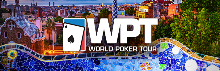 PartyPoker part en live à Barcelone avec le World Poker Tour