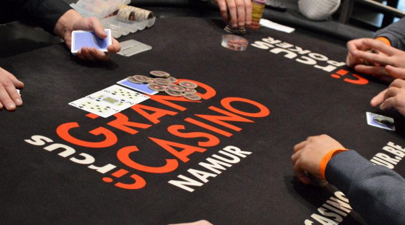 Le Belgian Poker Challenge, festival phare du Grand Casino Namur