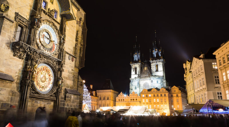 Prague, rendez-vous hivernal de l'European Poker Tour